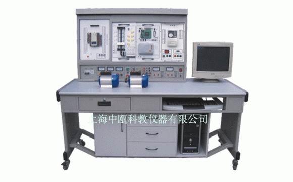 PLC可编程控制器,单片机实训考核,变频调速实验台