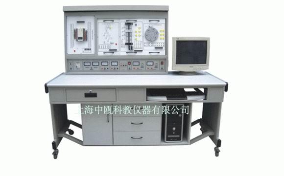 PLC可编程控制实验装置,网络PLC实训,教学设备