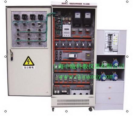 szj-183型 高级维修电工技能培训考核实验装置