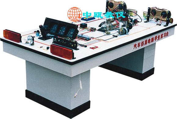 szj-12,解放ca1091(141)型 全车电路实习台