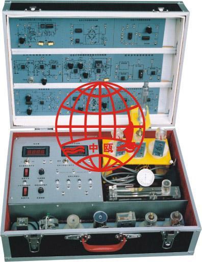 SZJ-3B型 检测与转换传感器实验箱