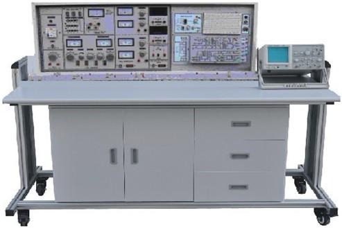 szj-707a型 模电,数电,高频电路实验室台