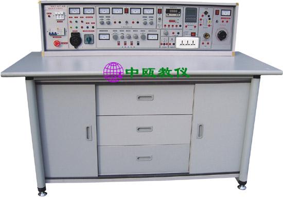具有预设式限流保护功能,输出由0.5级数字电流表、电压表指示,电压稳定度<10-2,负载稳定度<10-2,纹波电压<5mv。 1.3、智能型交流电流表:精度0.5级,量程分4档,分别为4mA,40mA,400mA,4000mA,具有超量程自动保护功能,电表面板上具有上下限预设报警和回差设定按钮,可根据实验情况随时更改任一量程上下限报警数值和回差数据,使用方便,精度高,安全可靠。 1.