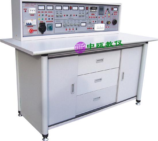 中瓯牌电工电子电拖技能与考核实验室设备,实训电路中