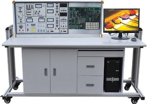 SZJ-709A型 模电、数电、单片机实验开发系统综合实验台