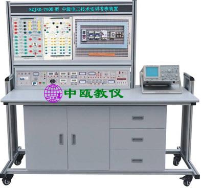 SZJSD-790B型 中级电工技术实训考核装置