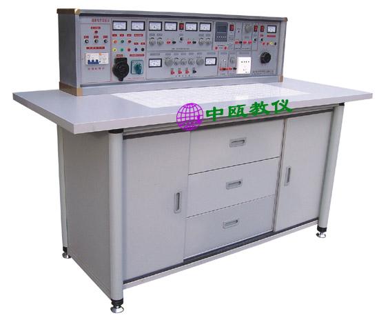 SZJ-303型 通用智能型电工、电子实验与电工、电子技能实训考核实验室成套设备
