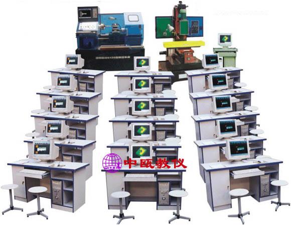 SZJ-206型 多媒体机电一体化数控编程实验室设备(教学型)