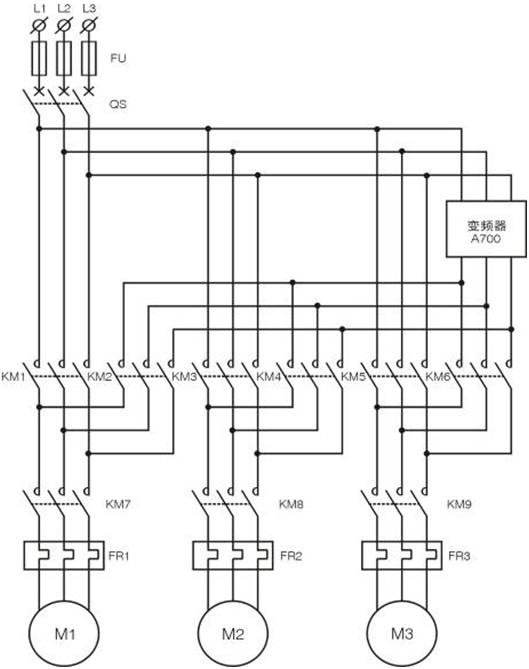 SZJYP-43型 变频恒压供水系统实训装置(大型)