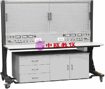 SZJGZ-890型 网孔型维修电工实训装置(双面四组型)