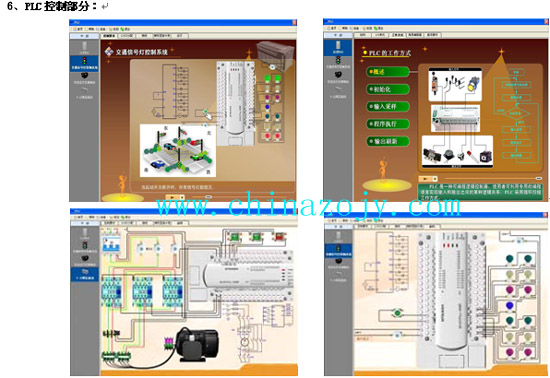 SZJWK-88B型 网孔板型万能机床电路实训考核鉴定装置(含PLC、变频器