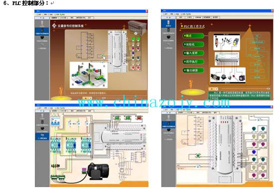SZJLJ-07A型 系列无线网络化智能型机床电气技能实训考核装置