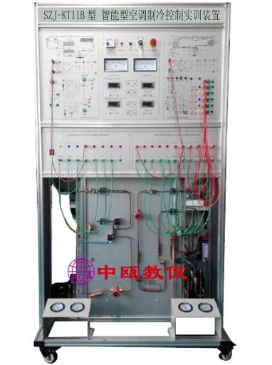 装置配置了2套系统,空调系统1套,直冷式电冰箱综合系统1套可同时满足