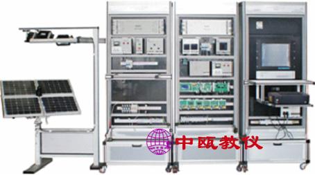 SZJ-XNY111型 光伏发电设备安装与调试实训系统