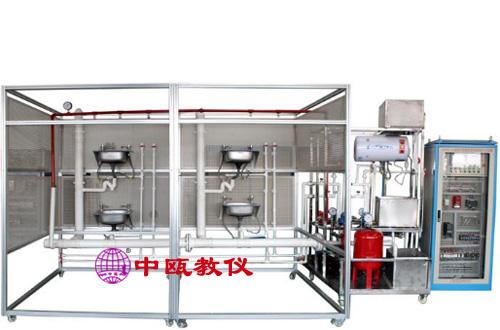 SZJ-PS5型 建筑给排水电气及自动化实训系统