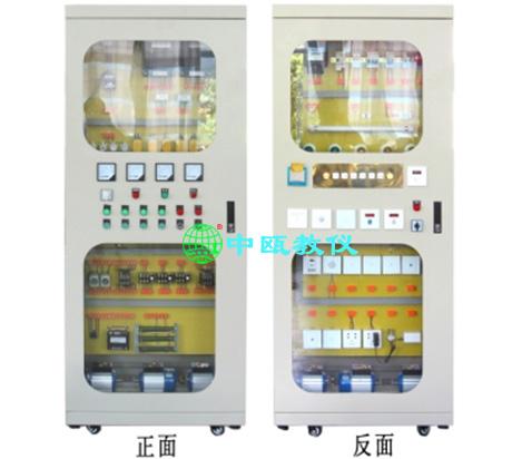 SZJ-JQ01型 智能建筑电气控制线路实训考证装置
