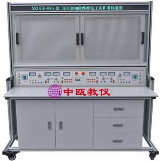 网孔型初级维修电工实训考核装置