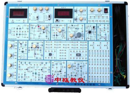 SZJ-LS06型 模拟电路实验箱