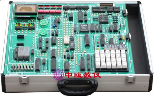 16/32微机实验开发系统实验箱