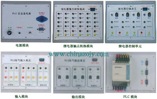 SZJ-P-20型 工程液压PLC控制实验台