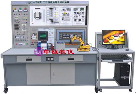 SZJYX-03B型 工业自动化综合实训装置