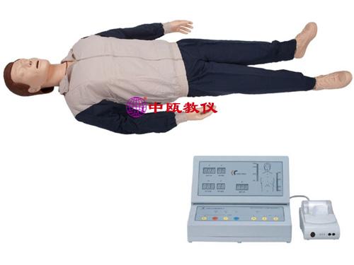 SZJ/CPR400S型 高级自动电脑心肺复苏模拟人