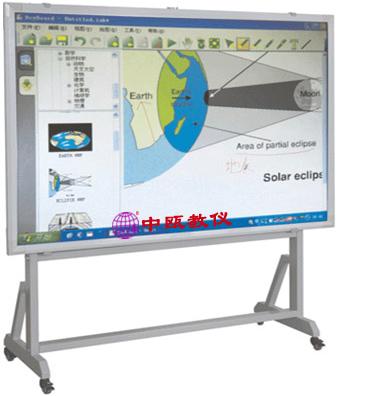SZJ-GCBJ型 交互式-光学电子白板(带机动车驾驶员培训多媒体软件)