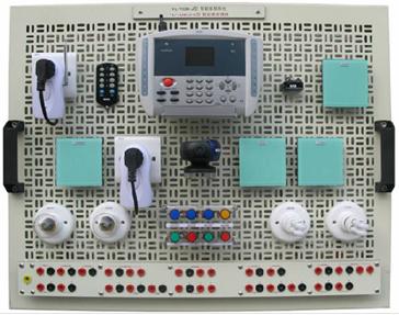 SZJ-LY2012型 智能楼宇通用实训支架实训系统