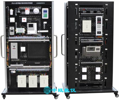 SZJET-LY02型 楼宇工程可视对讲系统实训平台